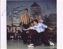 270 Seinfeld Cast Signed 11 x 14 Photograph