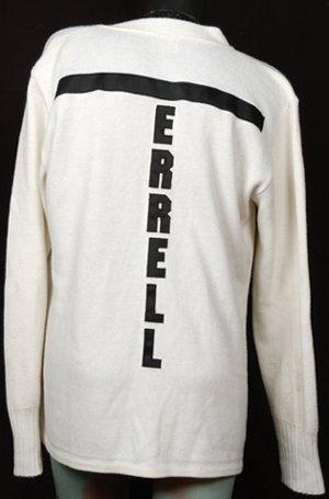 2: Ali (2001) Screen Worn Terrell Corner Man Sweater