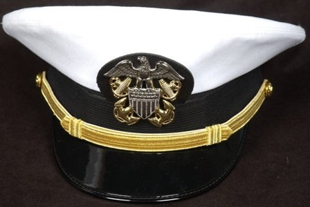 148: JAG: David James Elliott Prop Hat from TV Series