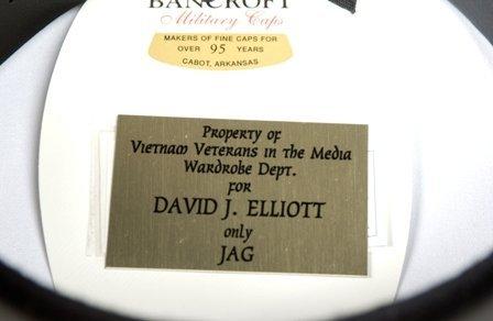 148: JAG: David James Elliott Prop Hat from TV Series - 2