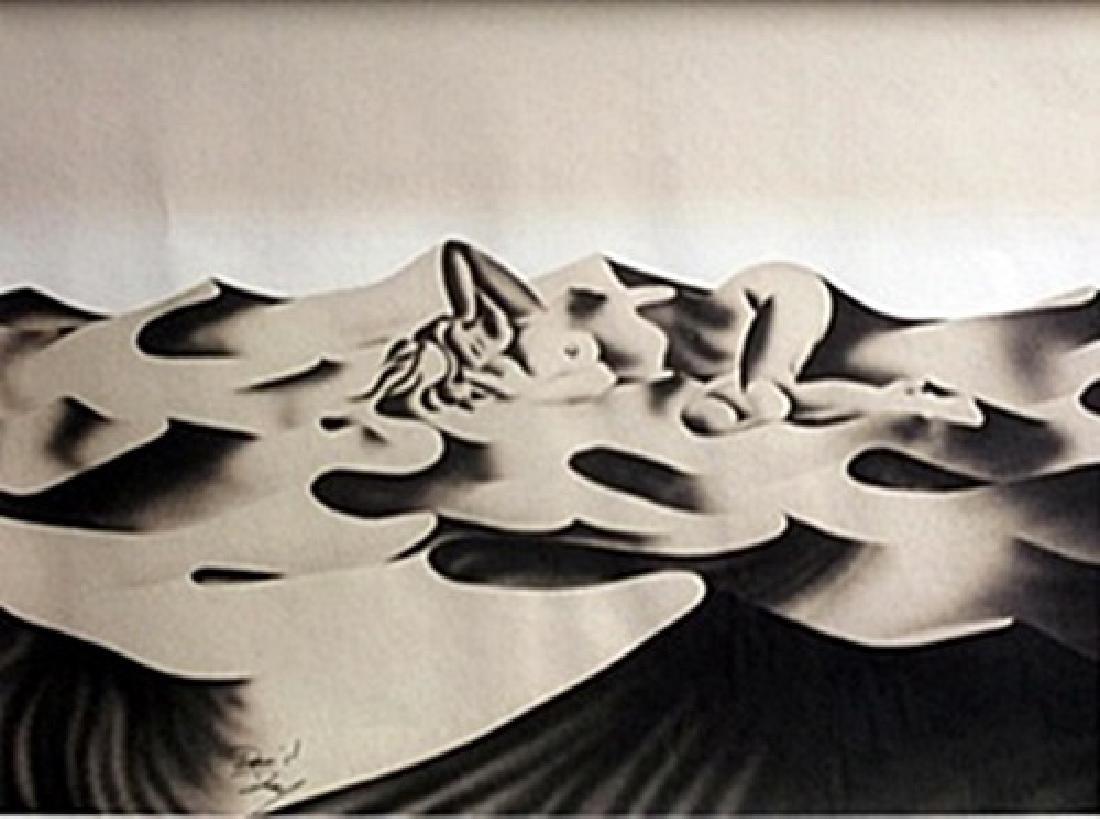 Lithograph Spice - David Dory