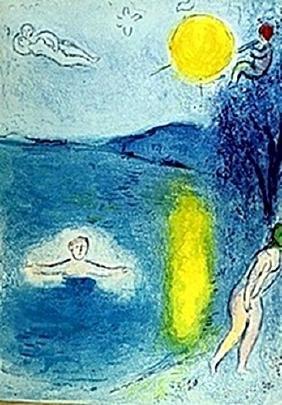 Marc Chagall - - The Summer Season