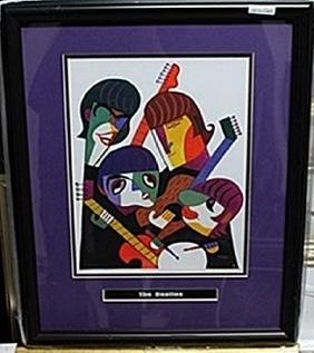 The Beatles Giclee AR5752