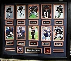 Chicago Bears Greats AR5723