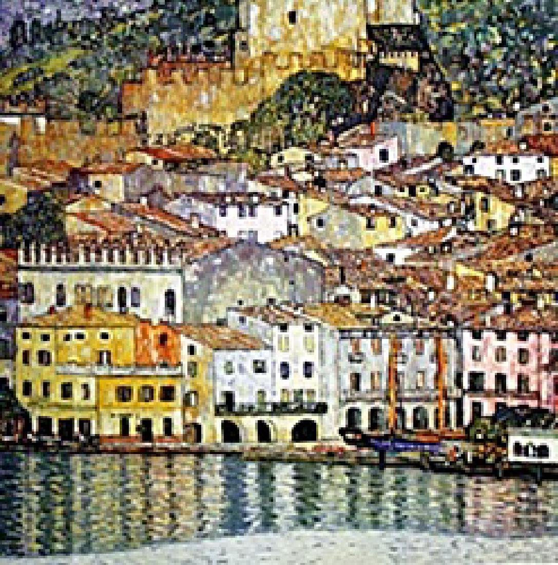 Lithograph - Gustav Klimt