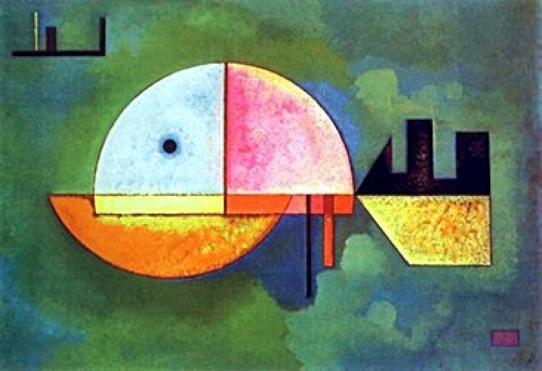 Lithograph - Wassily Kandinsky