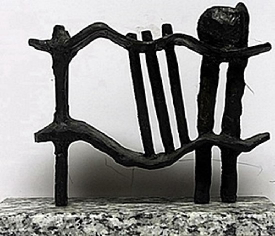 Bronze Sculpture - Alberto Giacometti
