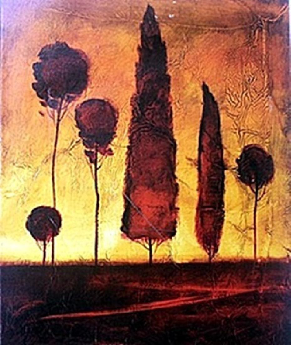 """Toscana III"" Giclee by Simon Bull"
