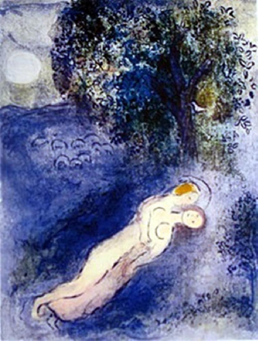 Lithograph - Marc Chagall
