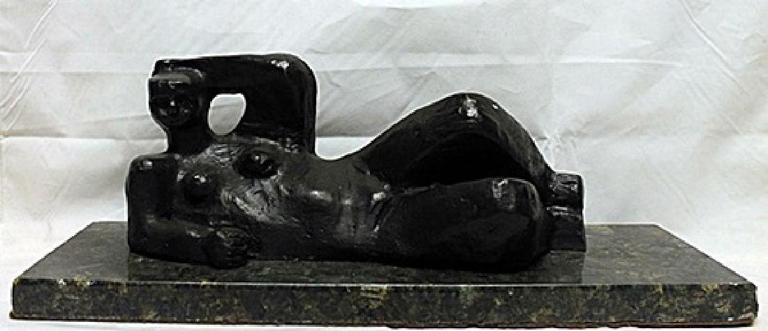 Bronze Sculptrue   Henry Moore