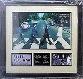 "Memorabilia ""Abby Road - The Beatles"""