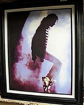 Michael Jackson Giclee photo AR5759