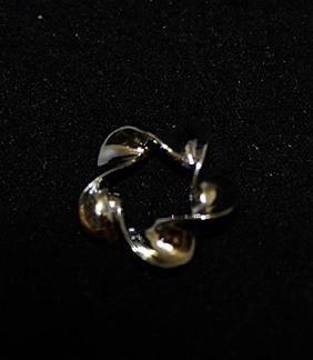 Elegant Star Silver Pendant (10P)