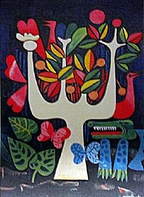 Mario Carreno - The Tree of Life
