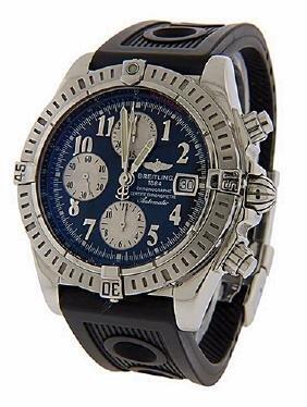 Men's Breitling Chronomat Evolution Watch