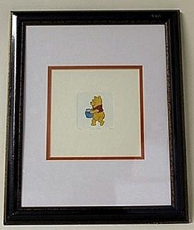 Winnie the Pooh Signed and Numbered HE5017