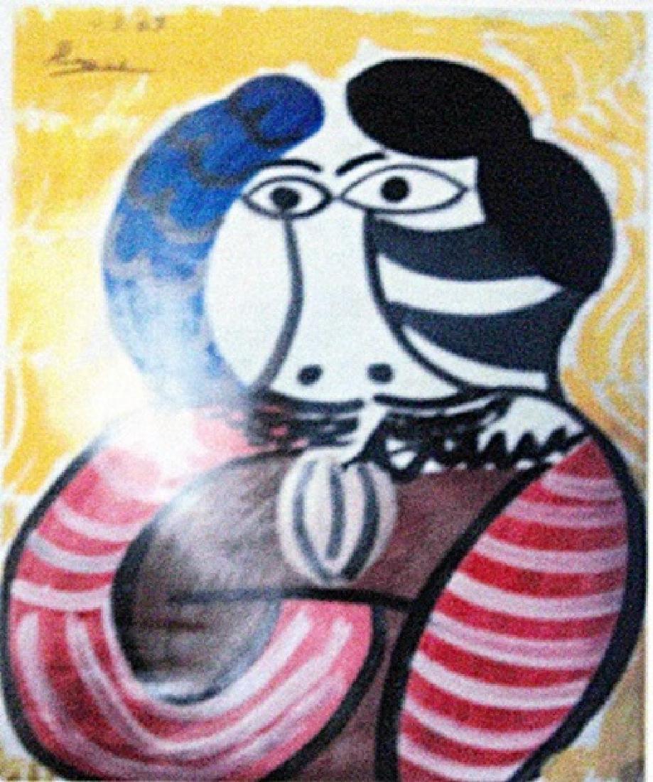 Pablo Picasso - Mousquetaire