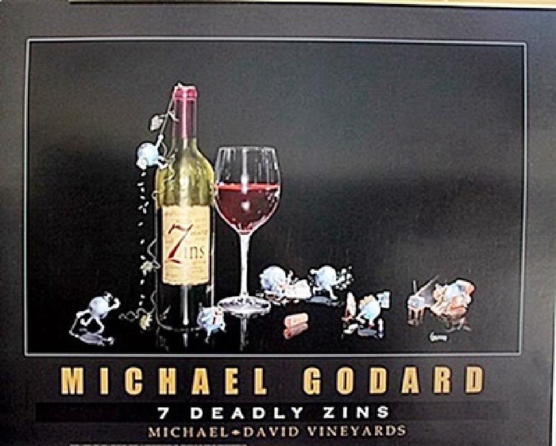 """""""7 Deadly Sins""""  after Michael Godard"""