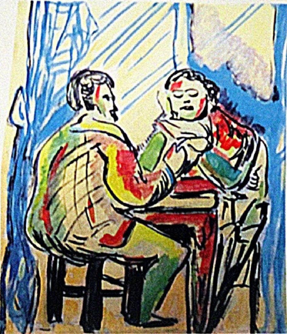 Paul Cezanne - Cardplayers