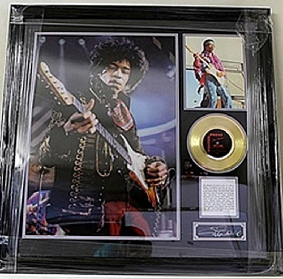 Jimi Hendrix with Mini Album HE5080