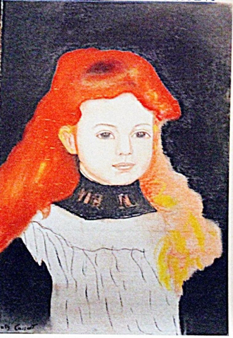 Mary Cassatt - Francess