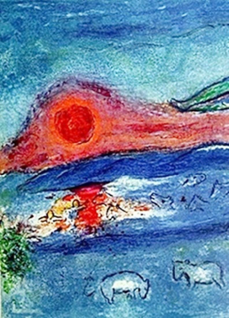 Marc Chagall - - Death of Dorcon Part 2