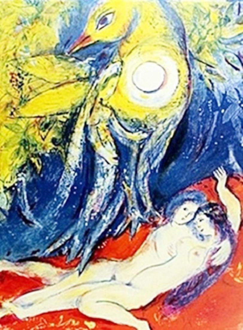 Marc Chagall - - ARABIAN NIGHTS