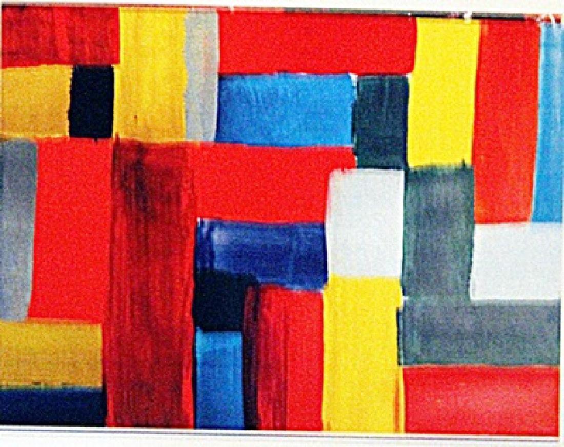Giorgio Cavallon - Composition V
