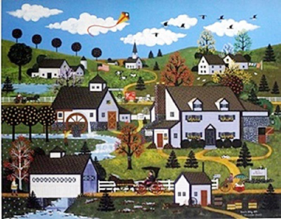 Lithograph - Doc's Day Off - Wooster Scott