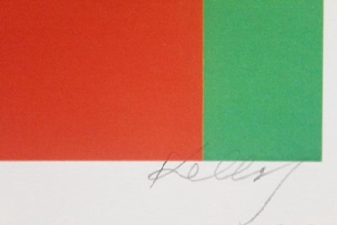 Print Red, Blue, Green 1963 - Ellsworth Kelly - 2