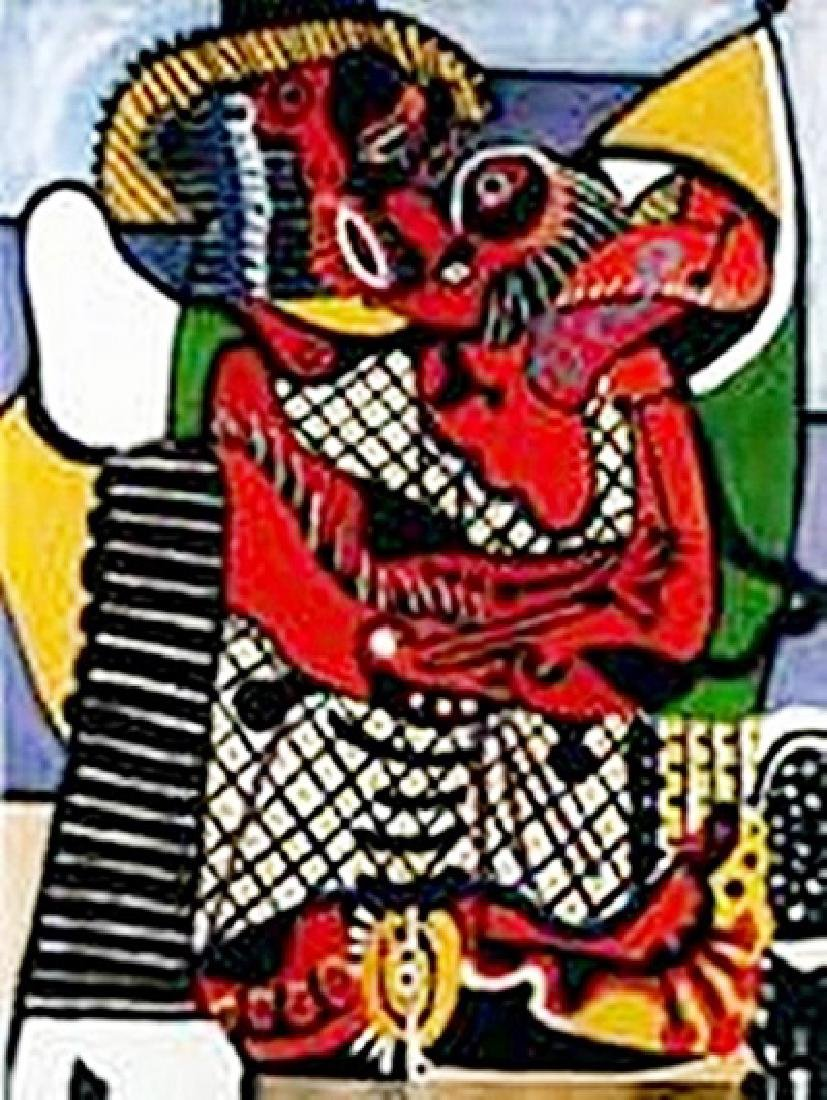 The Embrace-Collection Domaine Picasso
