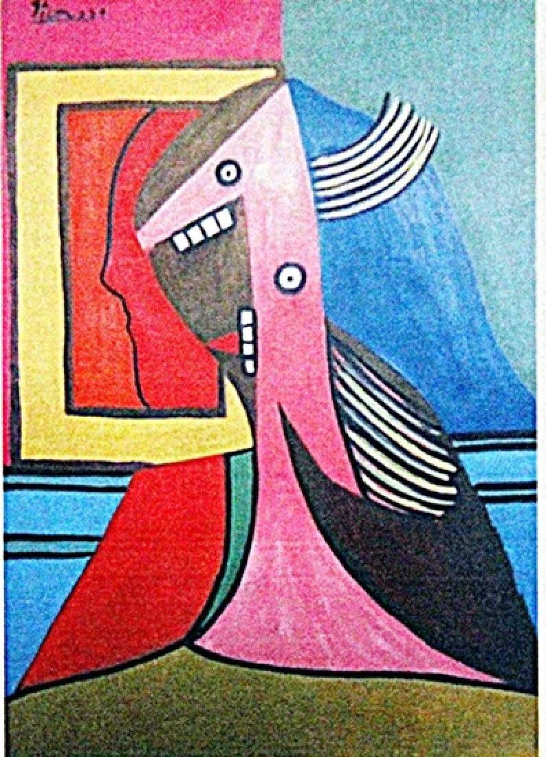 Pablo Picasso - Woman Portrait