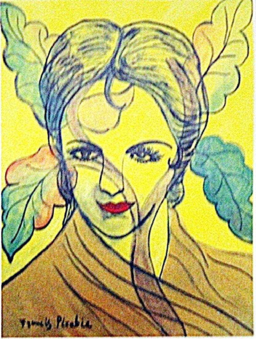 Francis Picabia - Woman Portrait