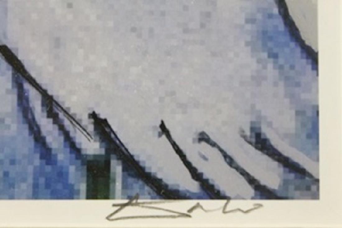Lithograph After  Salvador Dali - 2