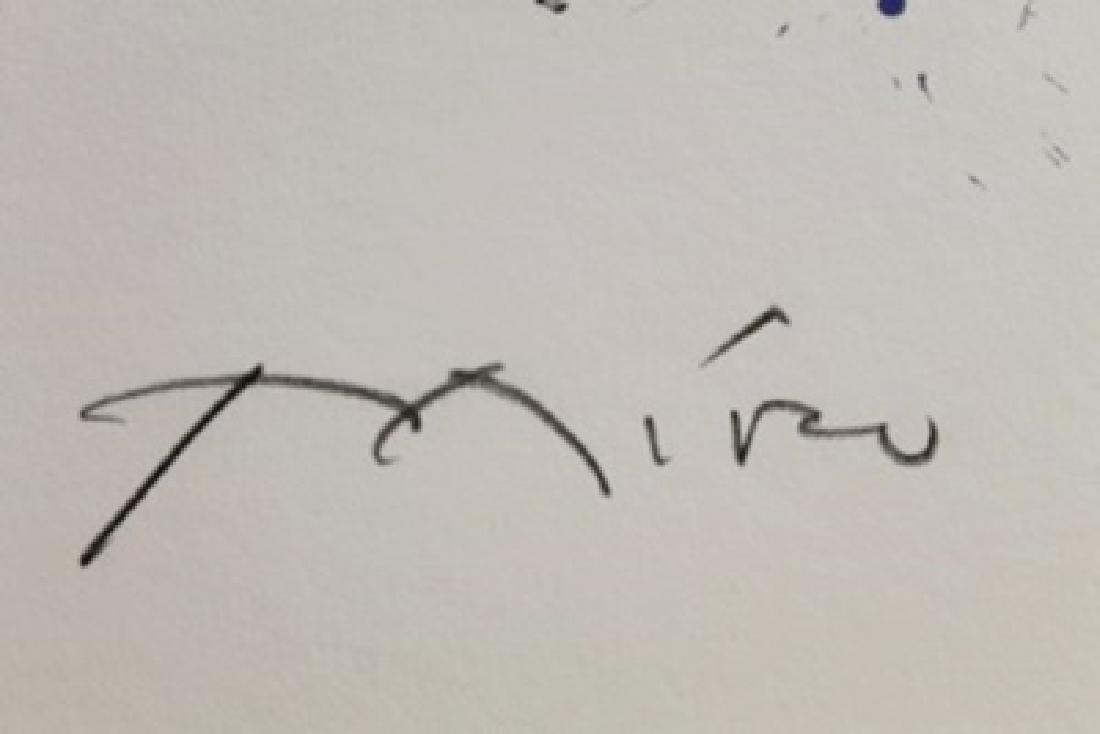 Lithograph - Joan Miro - 2