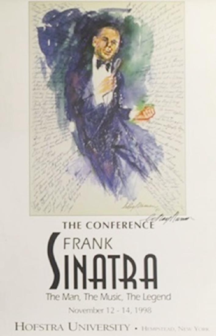 Poster/Print Frank Sinatra - LeRoy Neiman