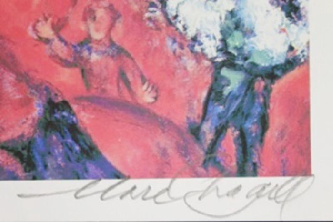 Lithograph - Marc Chagall - 2