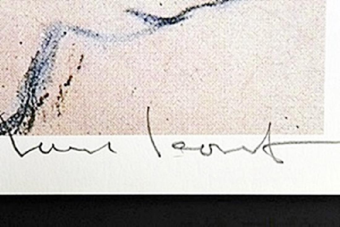 "Lithograph ""My Pleasure""  Louis Icart - 2"