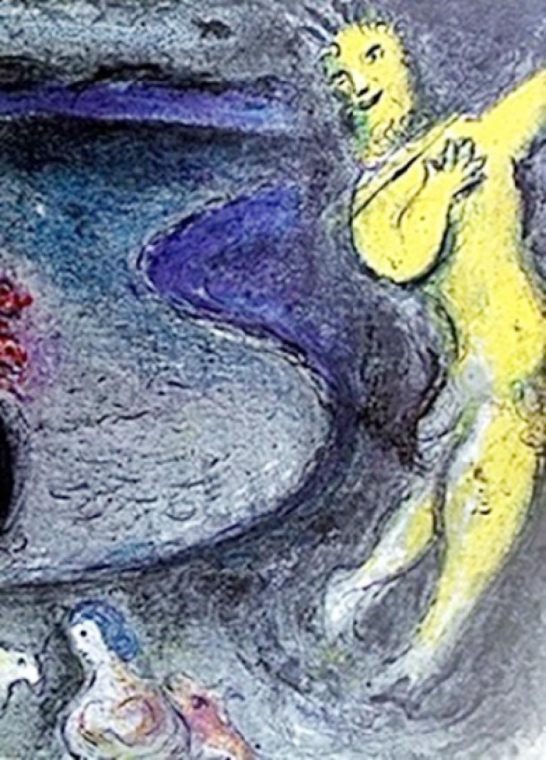 Marc Chagall - - Bryaxis's Dream Part 1