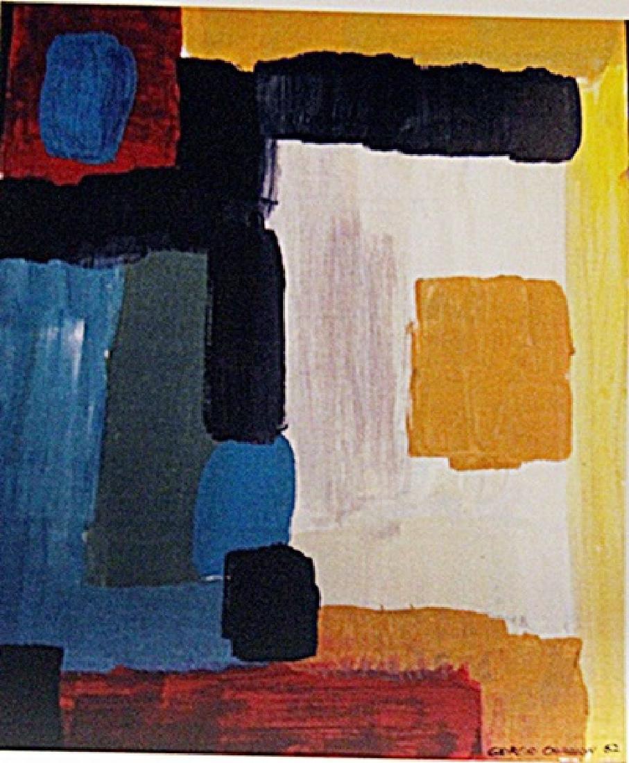 Giorgio Cavallon - Composition