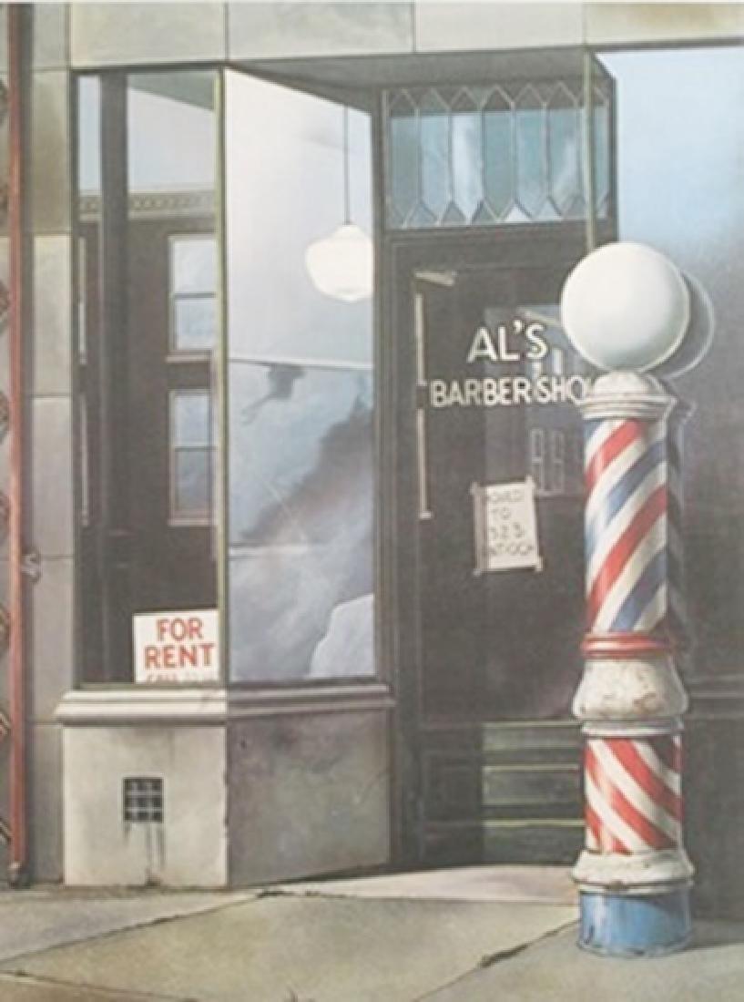 Lithograph For Rent - David Mann