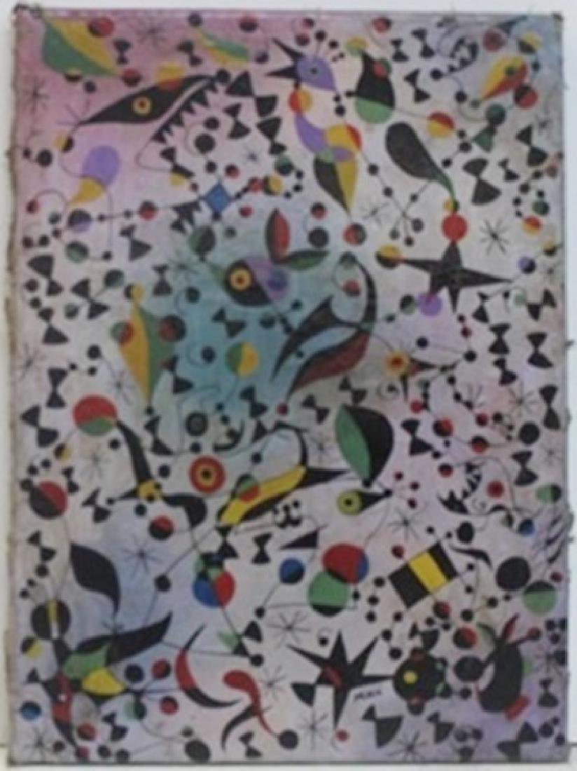 """Constellation VI"" -  Joan Miro"