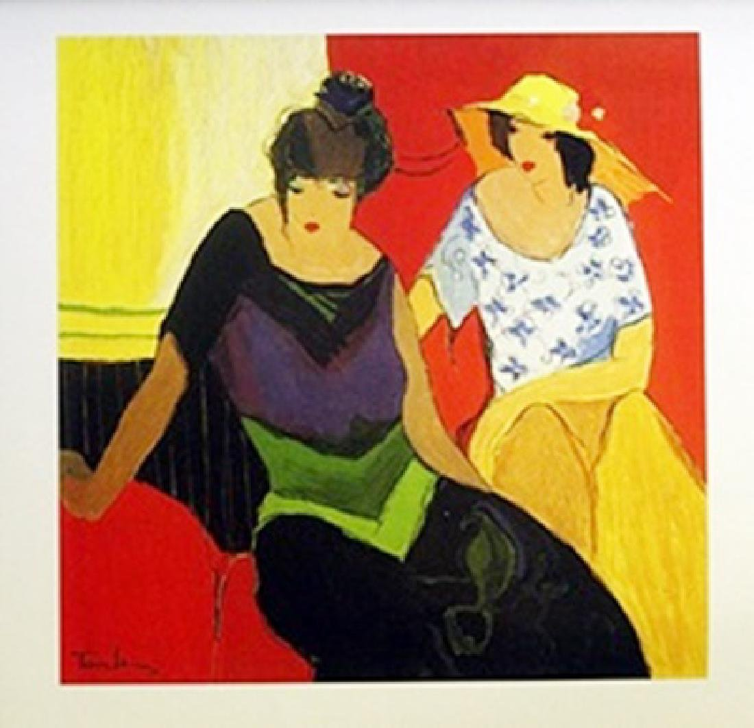 Fine Art Print - Itzchak Tarkay