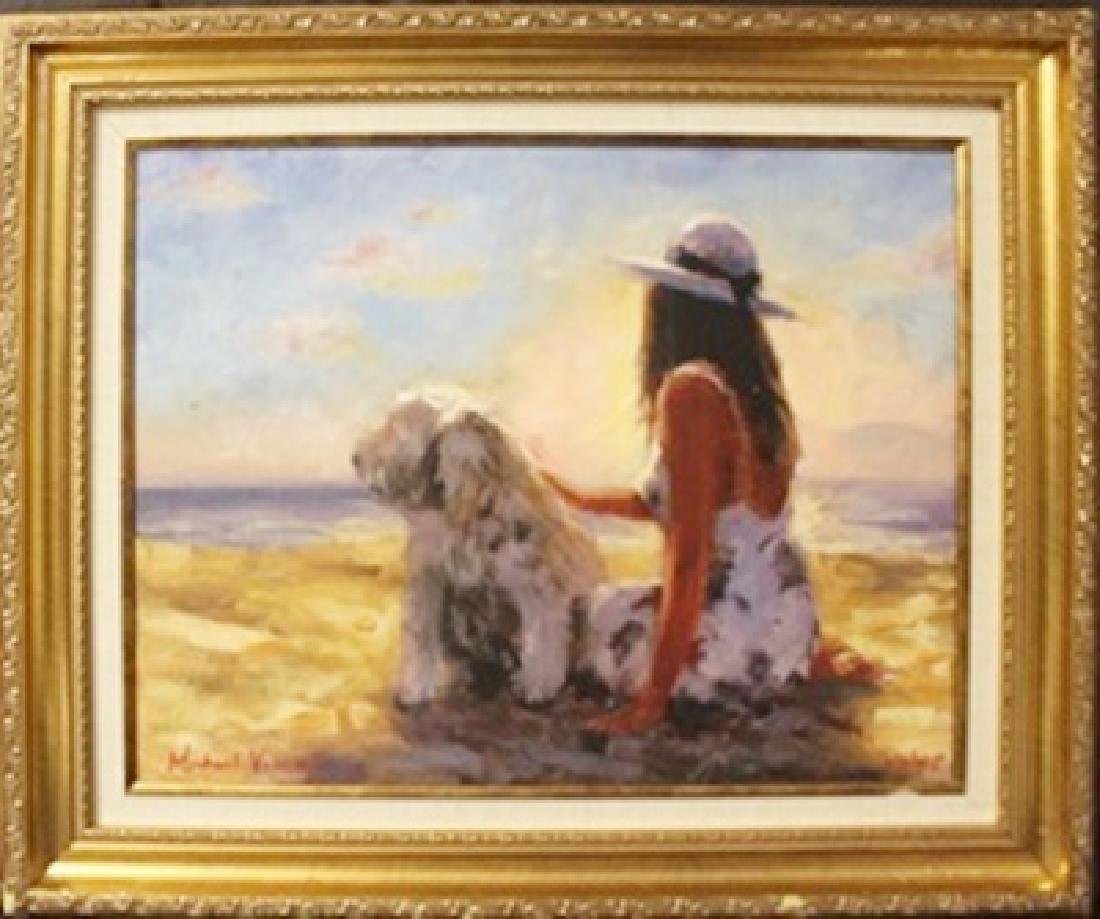 """Catalina"" after Michael Vincent"