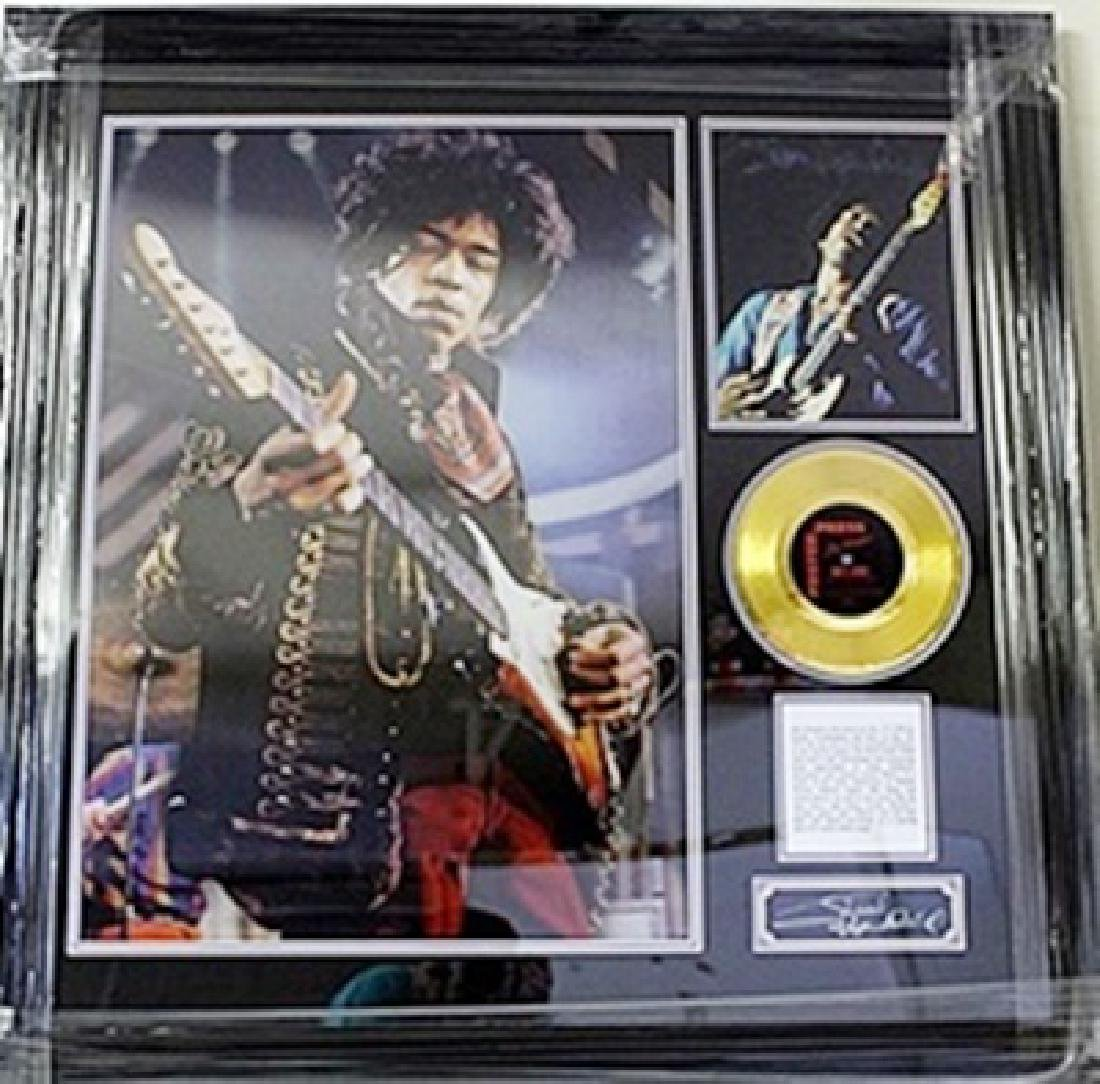 Jimi Hendrix with Mini Album HE5084