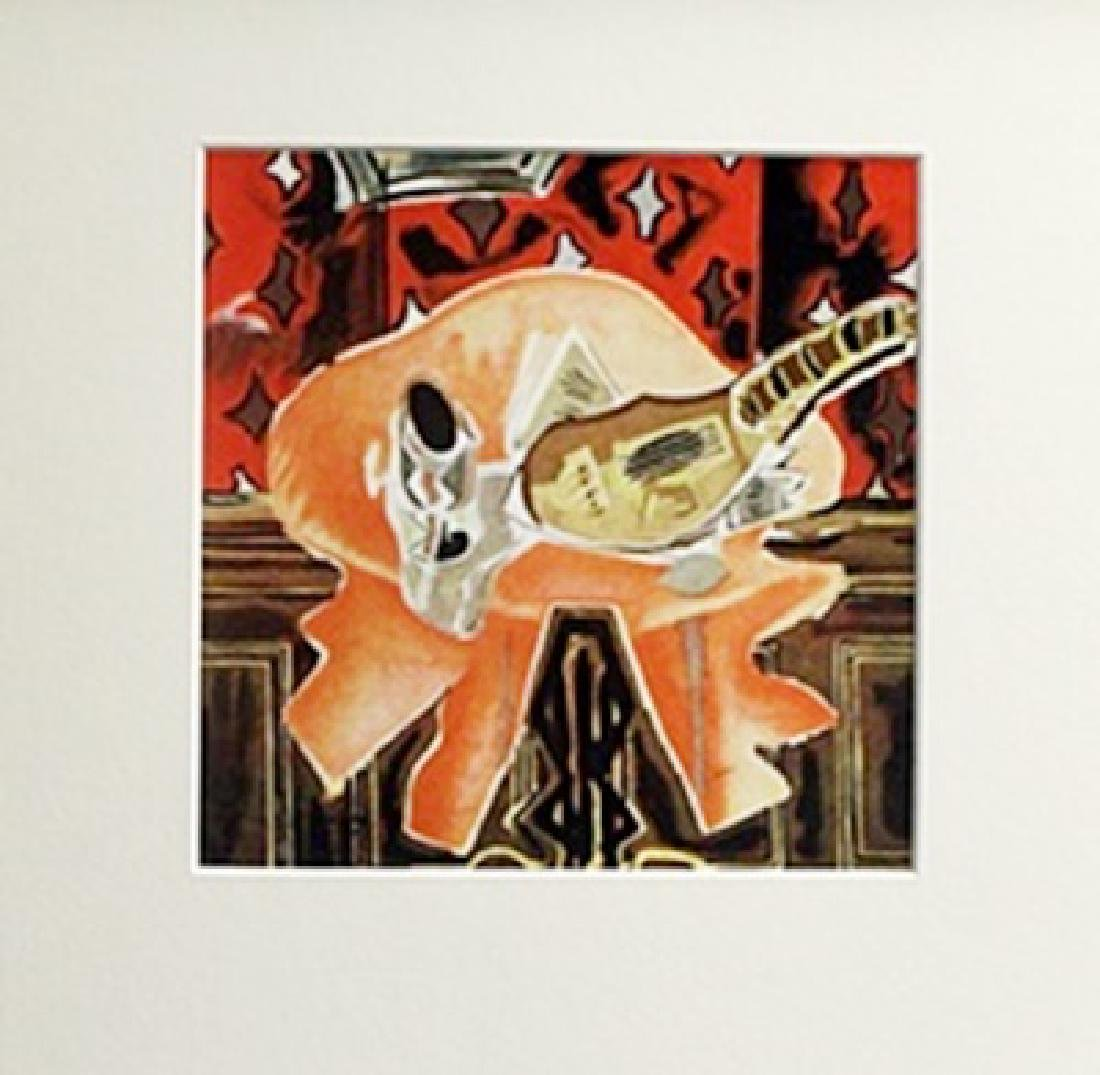 Lithograph - Georges Braque