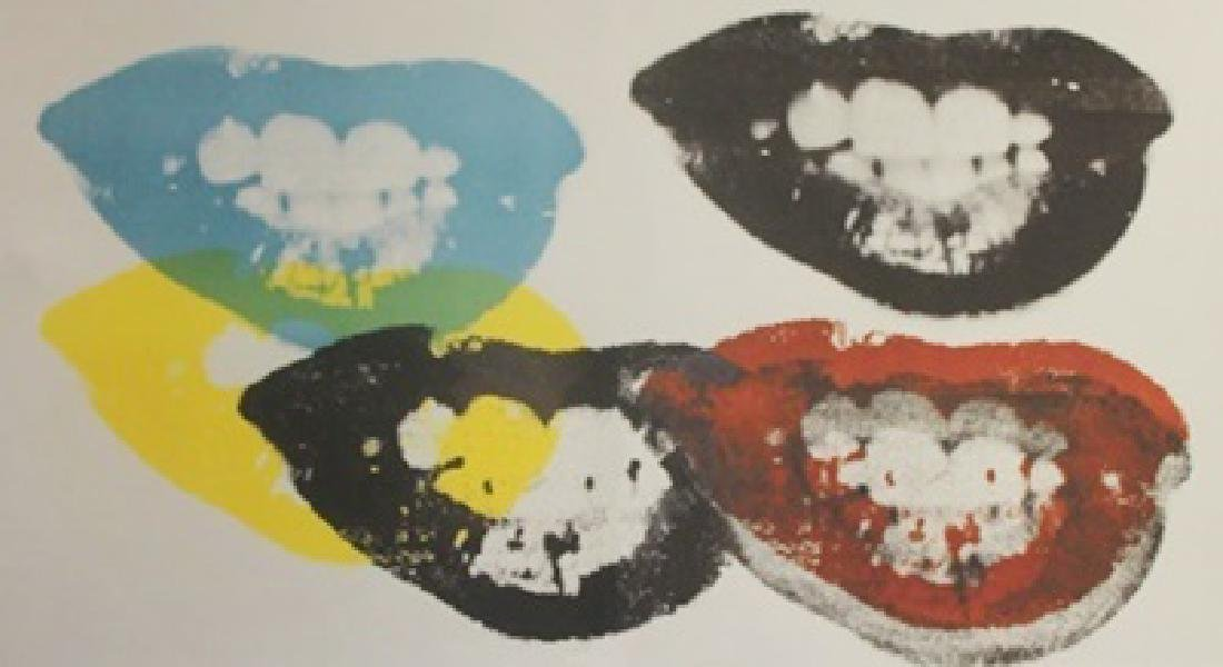 Lithograph - Andy Warhol
