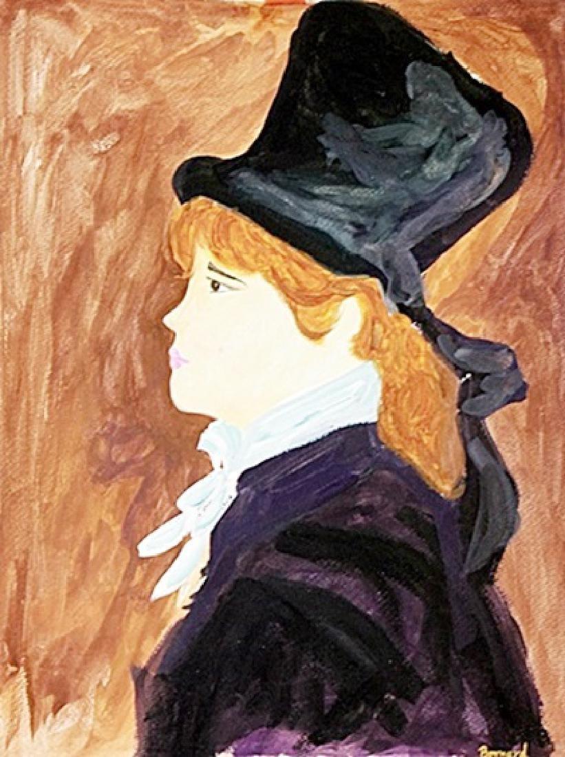 Pierre Bonnard - Watercolor