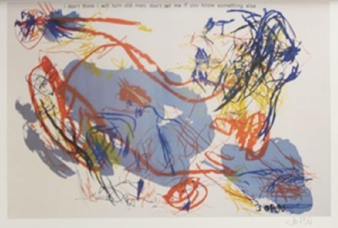 Lithograph - Asger Jorn