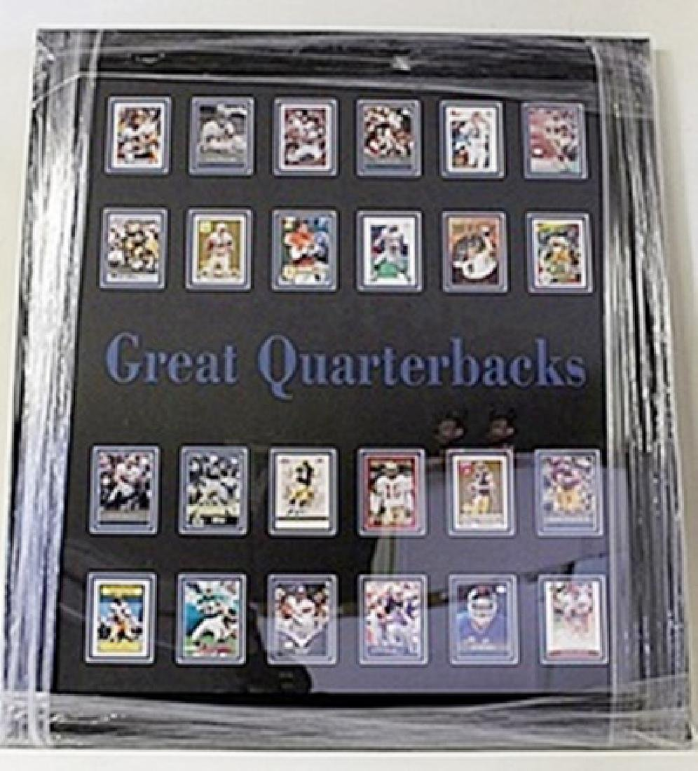 Great Quarter Backs 24 Card Collection HE5078